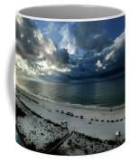 Storms Over The Gulf Of Mexico Coffee Mug