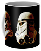 Stormtrooper 1-3 Weathered Coffee Mug