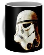 Stormtrooper 2 Weathered Coffee Mug