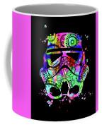 Stormtrooper Mask Rainbow 6 Coffee Mug