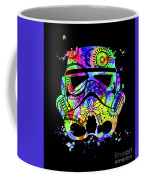 Stormtrooper Mask Rainbow 9 Coffee Mug