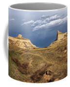 Stormy Day At Mitchell Pass Coffee Mug