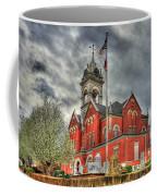 Stormy Day Jones County Georgia Court House Art Coffee Mug