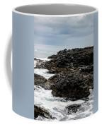 Stormy Giant's Causeway Coffee Mug