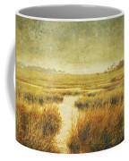 Stormy Marsh Coffee Mug