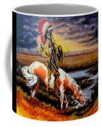 Stormy Prairie Coffee Mug