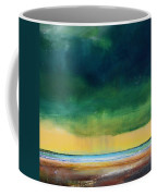 Stormy Seas Coffee Mug by Toni Grote