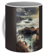 Stormy Seascape Coffee Mug