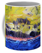 Stormy Shores Coffee Mug