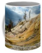 Stormy Skies At Mammoth Coffee Mug