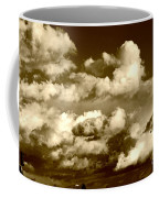 Stormy Skies In Socal Coffee Mug
