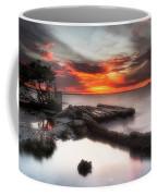 Stormy Twilight Afterglow Coffee Mug