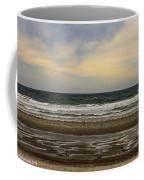 Stormy View Of Nantsaket Beach Coffee Mug