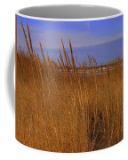 Stormy Walk On The Beach Viii Long Beach Washington Coffee Mug