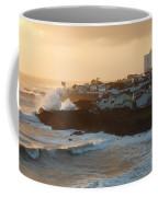 Stormy Weather In Azores Coffee Mug by Gaspar Avila