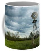 Stormy Windy Windmill Coffee Mug