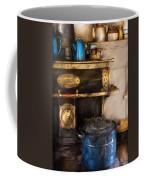Stove - The Stove Coffee Mug by Mike Savad