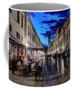 Stradun By Light Coffee Mug