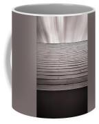 Straight Line Above Coffee Mug