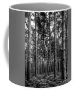 Straight Up Coffee Mug