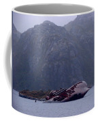 Straits Of Magellan Iv Coffee Mug
