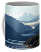 Straits Of Magellan Vii Coffee Mug