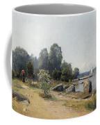 Strandvy From Kason Coffee Mug
