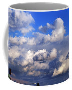 Strange Clouds Coffee Mug