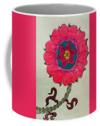 Strange Flower Coffee Mug