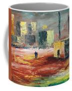 Strange Land Coffee Mug