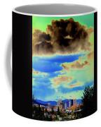 Strange Spokane Storm Coffee Mug