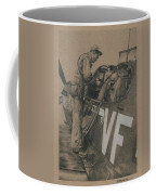 Strapping In Coffee Mug