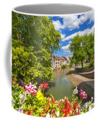 Strasbourg, Half-tmbered Houses, Petite France, Alsace, France Coffee Mug