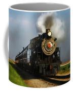 Strasburg Locomotive Coffee Mug