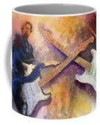 Strat Brothers Coffee Mug