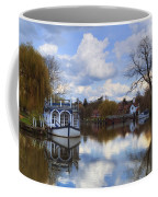 Strateley - England Coffee Mug