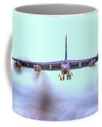 Stratofortress Leaving Color Coffee Mug