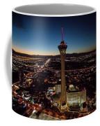 Stratosphere Casino Hotel  Coffee Mug