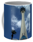 Stratosphere Tower Coffee Mug