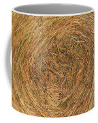 Straw Coffee Mug
