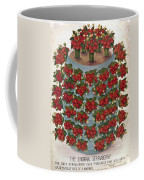 Strawberries, 1889 Coffee Mug