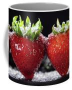 Strawberries Panorama Coffee Mug