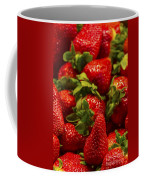 Strawberries Coffee Mug
