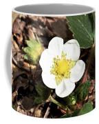 Strawberry Flower 1 Coffee Mug