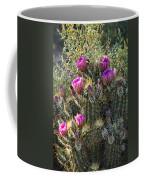 Strawberry Hedgehog Cactus  Coffee Mug