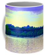 Strawberry Mansion Bridge Across The Schuylkill River Coffee Mug