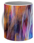 Streaks Of Thread Coffee Mug