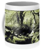 Stream In An Ancient Wood Coffee Mug