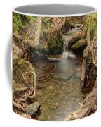 Stream In Judy Woods Coffee Mug