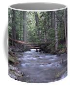Stream In The Forest Coffee Mug